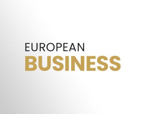 Intervista con Stefano Lodi per European Business