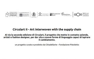 Circulart II - Art interwoven with the supply chain